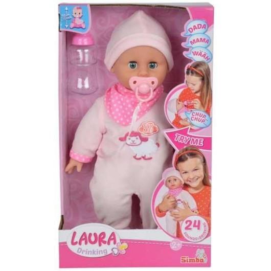 Laura z buteleczką, 38 cm