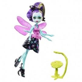 Monster High. Skrzydlata mała lalka Wingrid
