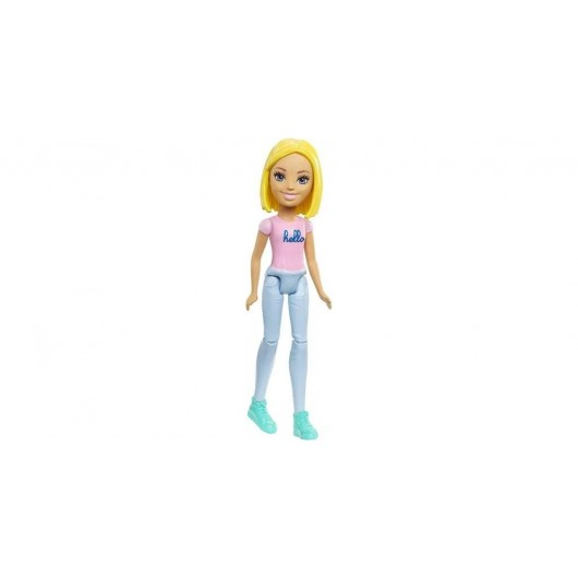 Barbie On The Go małe laleczki 4