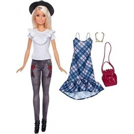 Barbie Fashionistas. Denim Floral