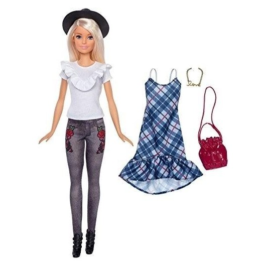 Barbie Fashionistas. Denim Floral