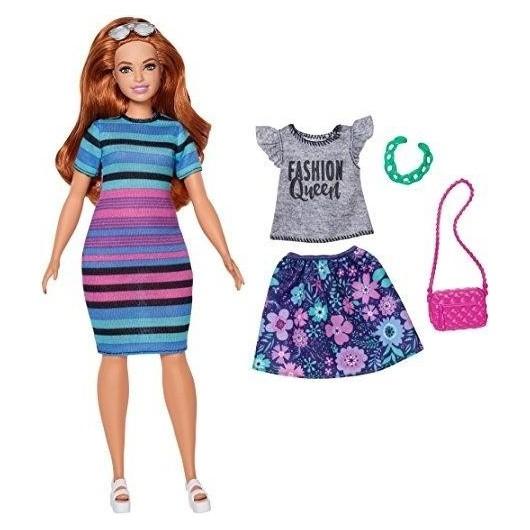 Barbie Fashionistas. Rainbow Rave