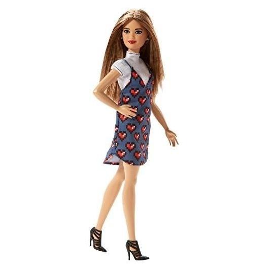 Barbie Fashionistas. Wear Your Heart