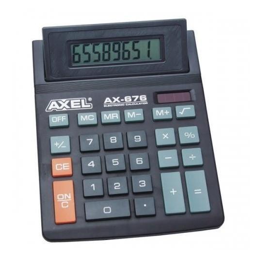 Kalkulator Axel AX-676