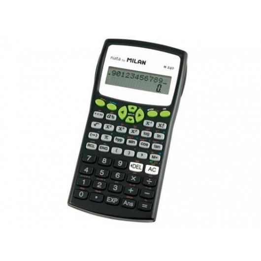 Kalkulator naukowy 240 funkcji zielony MILAN
