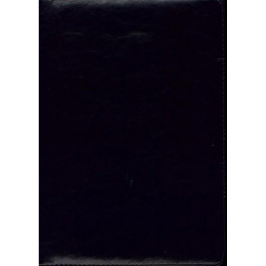 Teczka z kalkulatorem A5 723 czarna ANTRA