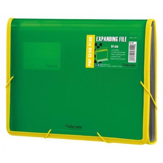 Teczka PG-11029 zielona FOLDERMATE