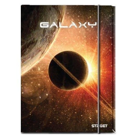 Teczka z gumką Galaxy STREET
