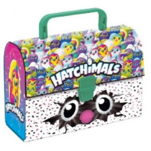 Kuferek z rączką Hatchimals