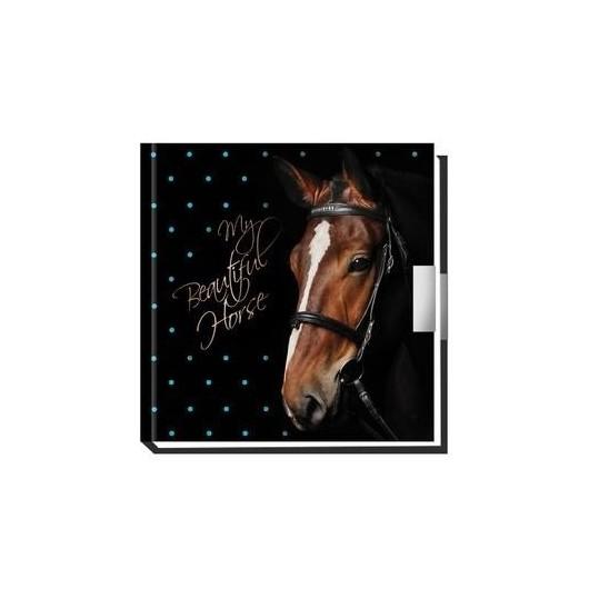 Pamiętnik z kłódką Horse 17-3640KO PASO