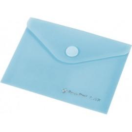 Koperta Focus C4531 A7 przezroczysta niebieska