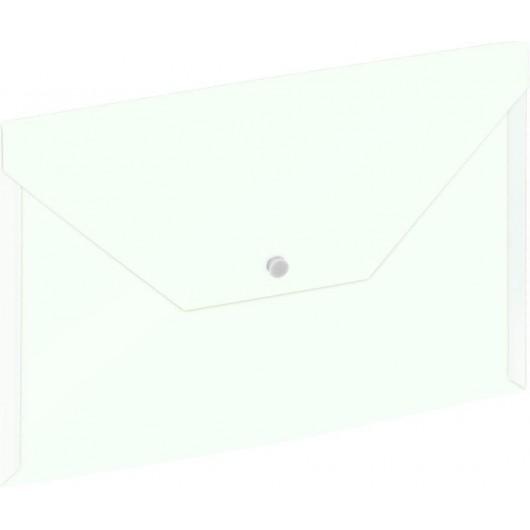 Koperta A4 na zatrzask biała GRAND