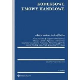 Kodeksowe umowy handlowe w.2