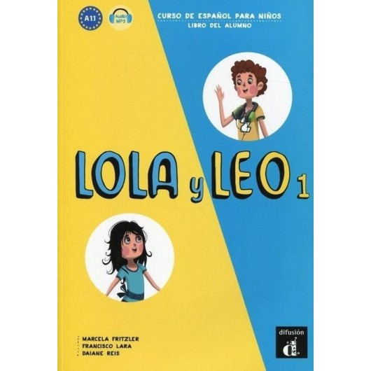 Lola y Leo 1 Libro del alumno