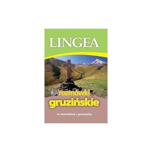 Rozmówki gruzińskie ze słownikiem i gramatyką 2018