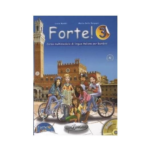 Forte! 3 podręcznik + ćwiczenia + CD audio