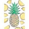 Karnet B6 Urodziny Ananas