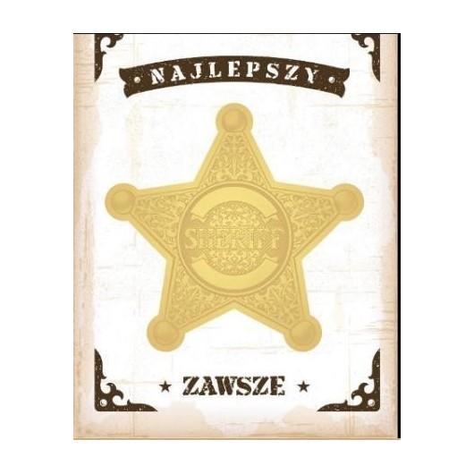 Karnet B6 Odznaka