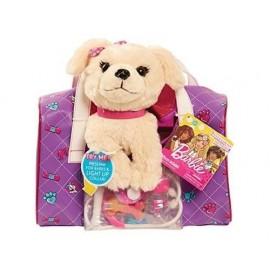 Barbie torba opiekunki zwierząt biały szczeniak