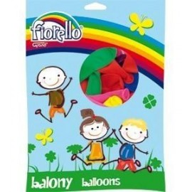 Balony Neon mix (100szt) FIORELLO