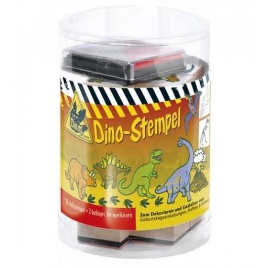 Stempelki - Dinozaury