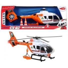 Helikopter ratunkowy 65 cm ze światłem i dźwiękiem
