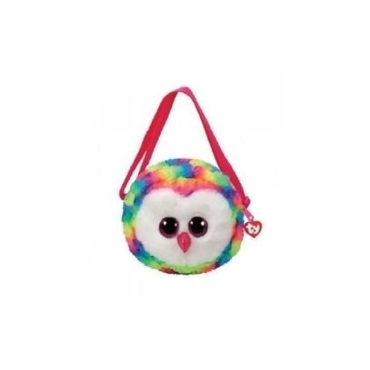 Ty Gear torba na ramię OWEN - kolorowa sowa
