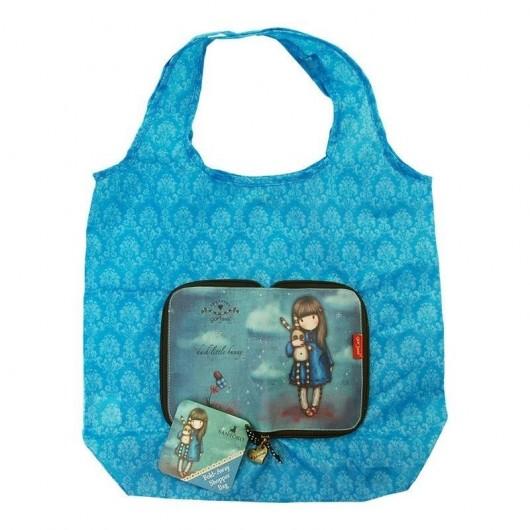 Składana torba na zakupy - Hush Little Bunny