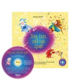 Sing, tanz und hab Spaß! Piosenki i zabawy... + CD