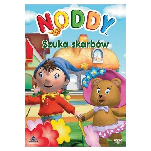 Noddy. Noddy szuka skarbów