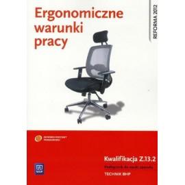 Ergonomiczne warunki pracy. Kwalifikacja Z.13.2