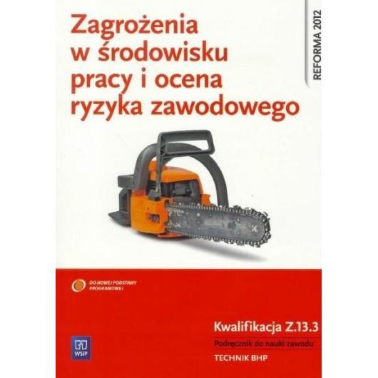 Zagroż. w środ. pracy i ocena ryzyka Kwal. Z.13.3