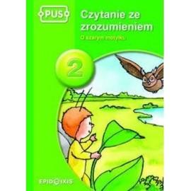 Czytanie ze zrozumieniem 2: O szarym motylku