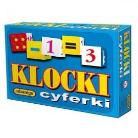 Klocki - Cyferki