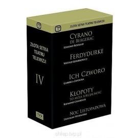 Złota Setka Teatru Telewizji IV. Kolekcja
