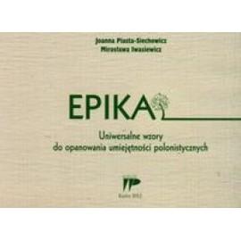 Epika. Uniwersalne wzory