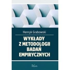 Wykłady z metodologii badań empirycznych