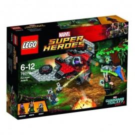 Lego SUPER HEROES 76079 Atak Niszczyciela