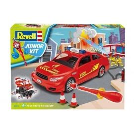 Juniot Kit. Samochód dowodzenia straży pożarnej