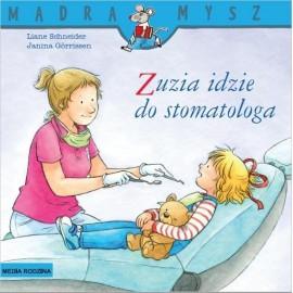 Mądra mysz - Zuzia idzie do stomatologa