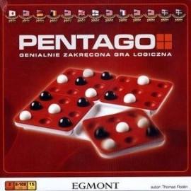 Gra - Pentago. Genialnie zakręcona gra logiczna