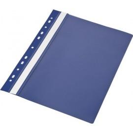Skoroszyt A4 PP z europerforacją niebieski (20szt)