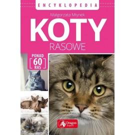 Encyklopedia. Koty rasowe wyd.2018