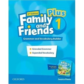 Family and Friends 2E 1 Plus Builder Book OXFORD