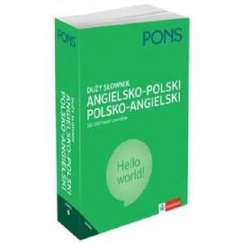 Duży słownik angielsko-polski, polsko-ang. PONS