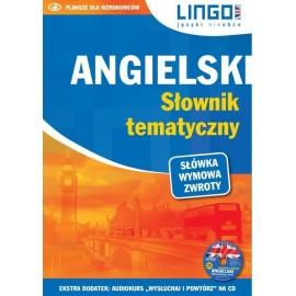 Angielski. Słownik tematyczny. Książka + CD