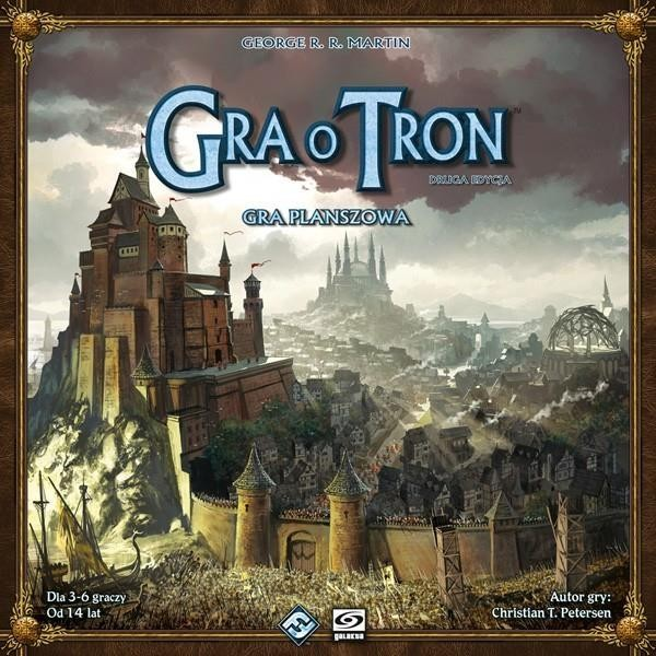 Gra o Tron - Druga Edycja GALAKTA