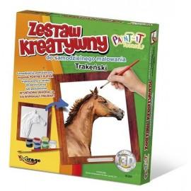 Zestaw Kreatywny do malowania - Koń Trakeński