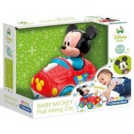 Baby Mickey. Samochodzik do ciągnięcia