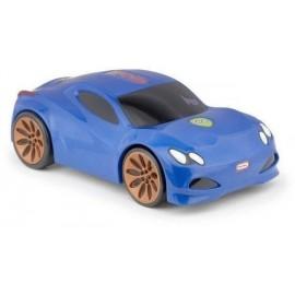 """Samochód wyścigowy niebieski """"Dotknij i jedź"""""""